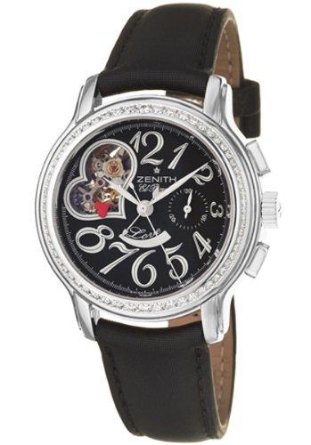 Zenith Queen Of Love Star Open Women's Watch 16-1230-4021-21-C545