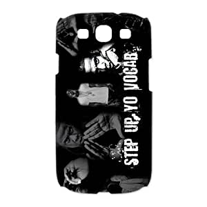 Custom JAY-Z Hard Back Cover Case for Samsung Galaxy S3 CL1183 by ruishername