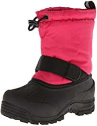 Boy Girls Toddler/Little Kid/Big Kid Frosty Insulated Winter Snow Boot