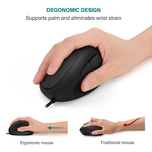 Buy ergonomic mouse for small hands