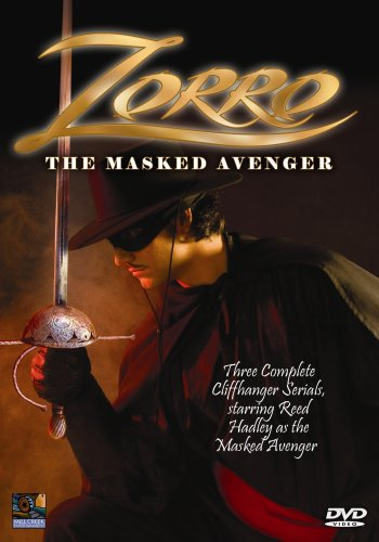Zorro: The Masked Avenger (Yakima Heather)