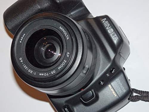 FOTOTECHNIK by LLL Réflex Cámara Minolta Dynax 500si – SLR Camera ...