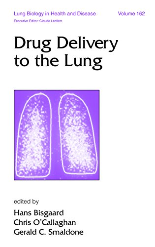 Allied Aerosol - Drug Delivery to the Lung (Lung Biology in Health and Disease Book 162)