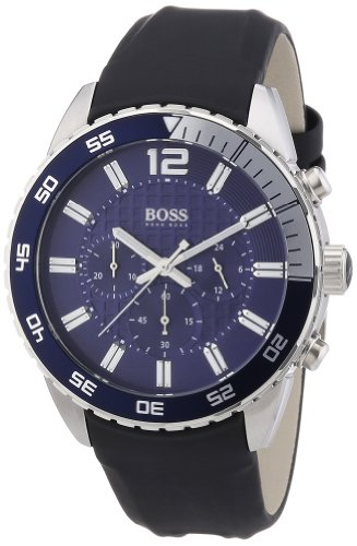 Hugo Boss Stainless Rubber 1512803 Key Pieces