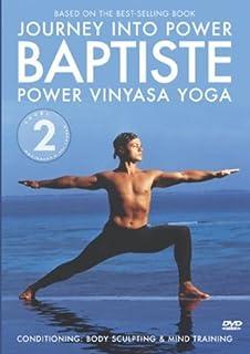 Baron Baptiste Journey Into Power Level 2 Vinyasa Yoga