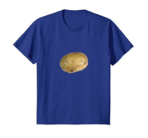 Real Potato Photo Funny Starchy Vegetable Side Dish T-Shirt