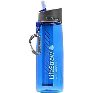Lifestraw Go Personal Water Purifier Water Bottle, 650ml