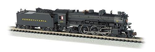 Bachmann Industries PRR K-4S 4-6-2 #1361 Pacific Steam Lo...