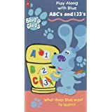 Blue's Clues: ABCs and 123s