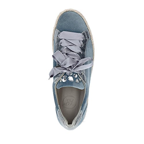 Femme Green Pour de 022 à Ville Paul Chaussures 4605 Lacets 7dzqAwA