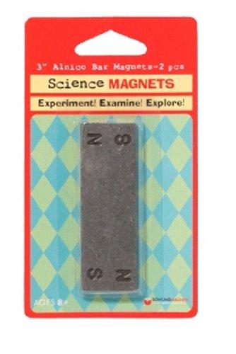 Alnico Magnet Kit (2 Alnico Bar Magnets)