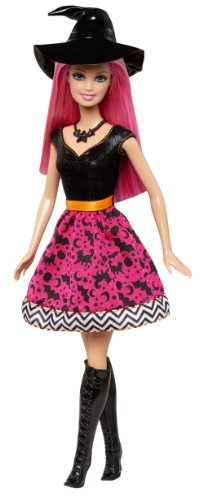 Barbie 2014 Halloween Doll]()