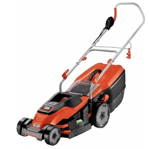 "Black & Decker EM1500 15"" 10 Amp Corded Mower with Edge Max"