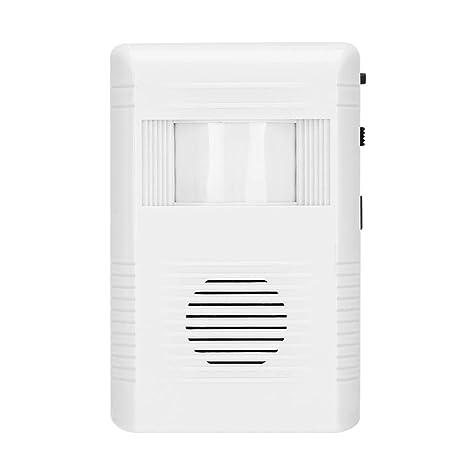 Alarma de alerta de sensor de movimiento de bienvenida ...
