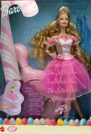 (Barbie ( Barbie ) Sugar Plum Princess in the Nutcracker doll doll figure ( parallel import ))