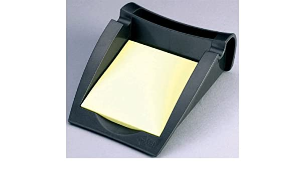 Dispensador Post-it PRO2035 + Post-it (100 hojas 76mmx127mm) amarillo: Amazon.es: Oficina y papelería