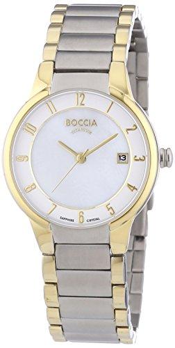 Boccia Women's Watch(Model: B3228-02)