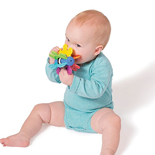 Teether Planet & Clutching Toy