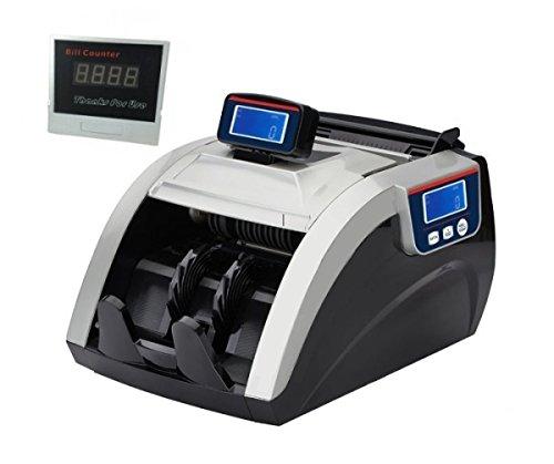 Conta banconote/Contabanconote con rilevatore di banconote false/Money detector professionale Deluxe GrecoShop