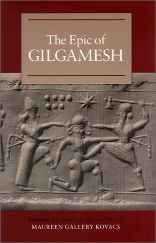 The Epic of Gilgamesh by Maureen Gallery Kovacs Published by Stanford University Press 1st (first) edition (1989) Paperback