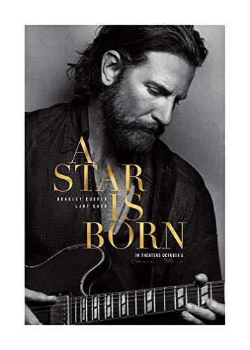 A Star is Born (Bradley Cooper 2018) Advance Movie Poster - Size 24
