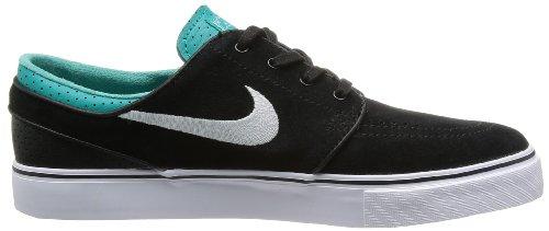 Chaussures Nike Zoom Stefan Janoski Noir Blanc Vert 47,5