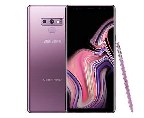 Samsung Galaxy Note 9 N960U 128GB Verizon Smartphone Purple (Renewed)