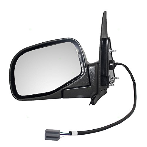 Drivers Power Side View Mirror Replacement for Ford Mazda Pickup Truck ZZM5-69-180