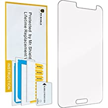 Mr Shield For Samsung Galaxy J2 [Tempered Glass] Screen Protector [0.3mm Ultra Thin 9H Hardness 2.5D Round Edge] with Lifetime Replacement Warranty