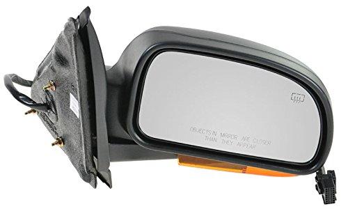 Bravada Power Heated Mirror (Power Heated Signal Mirror RH Right Passenger Side for Bravada Trailblazer)