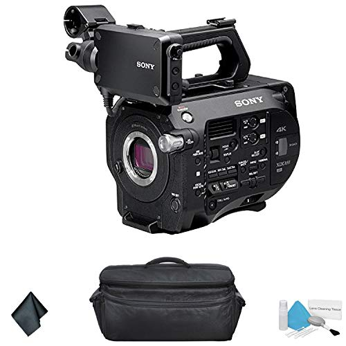 (Sony PXW-FS7 XDCAM Super 35 Camera System (Body Only) - Bundle with Carrying Case + More)