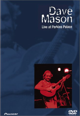 Dave Mason: Live at Perkins Palace by Geneon [Pioneer]