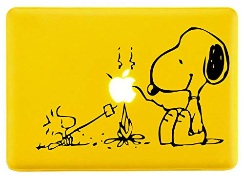 Snoopy And Woodstock Decorative Laptop Skin Decal