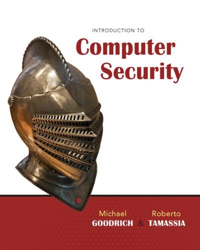 Introduction to Computer Security by Pearson