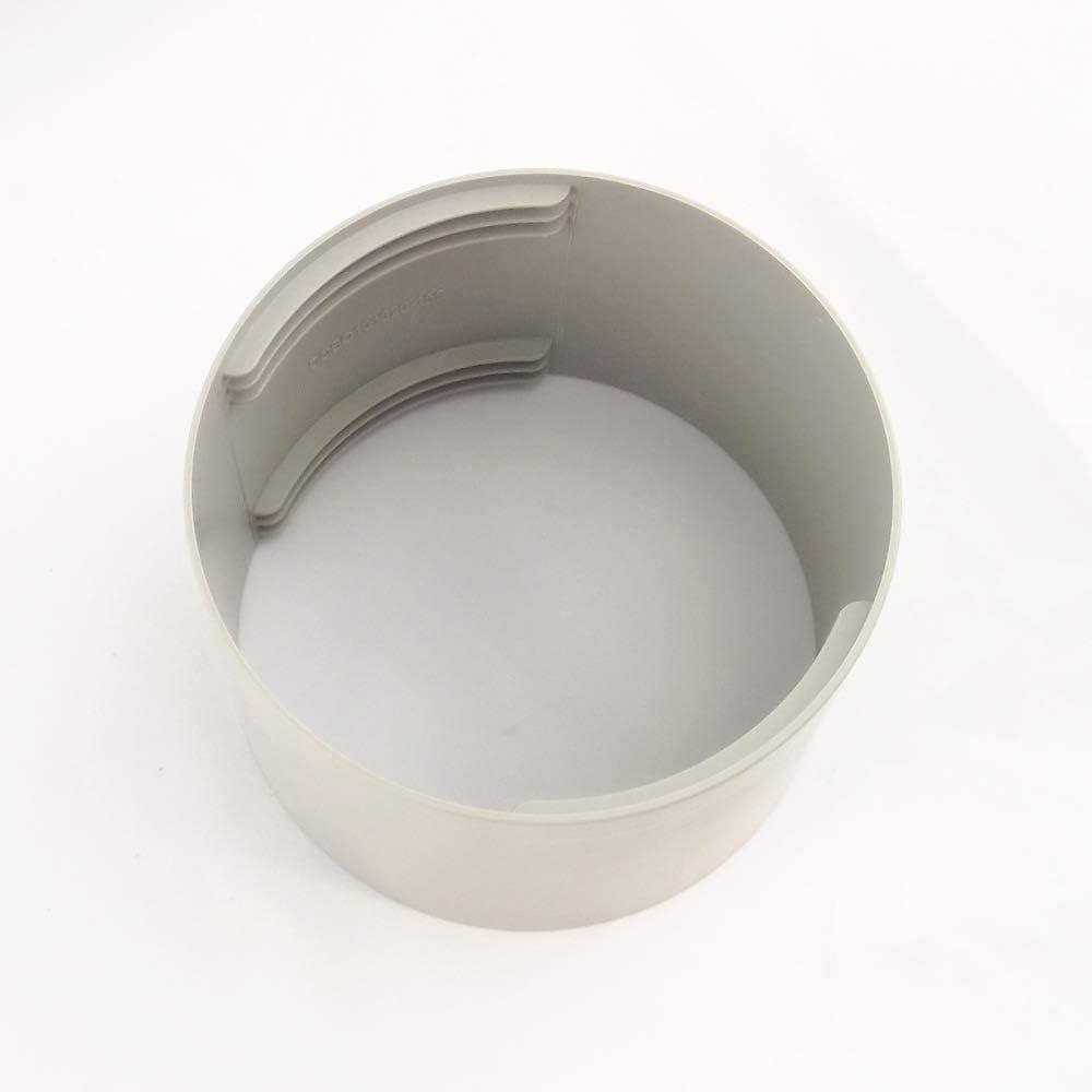 SNOWINSPRING Accouplement de Filetage Universel de 5,9 Pouces pour Coupleur de Tuyau D/éChappement Portable pour Climatiseur AC