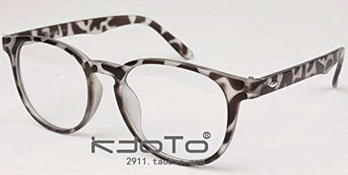 365Cor(TM)Electronic 2014 New Fashion Glass Vintage Eye Glasses Decoration Round Plain Scrub Eyeglasses Frame