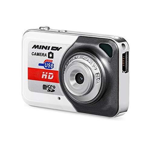 Generic La Cã¡Mara de VãDeo del Registrador de la Cã¡Mara de X6 Mini DV Mini DVR se Divierte DV/Cã¡Mara: Amazon.es: Bricolaje y herramientas