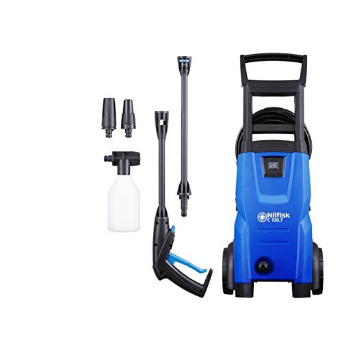 1400 W 16731220 Kärcher K2 Air-Cooled Powerful /& Lightweight Pressure Washer