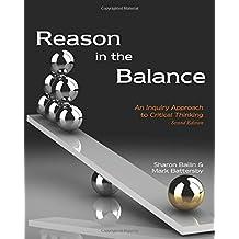 Reason in the Balance