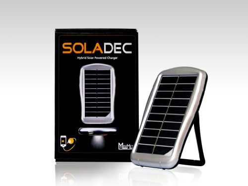 Soladec Hybrid Solar Powered Charger