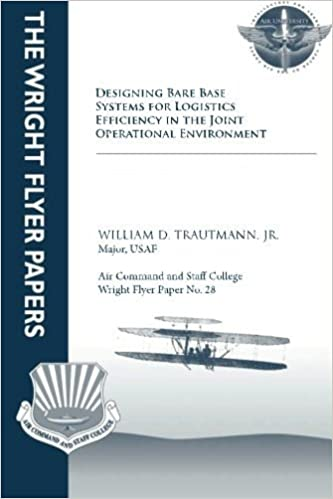 Book Designing Bare Base Systems for Logistics Efficiency in the Joint Operational Environment: Wright Flyer Paper No. 28 by Jr., Major, USAF, William D. Trautmann (2012-09-09)