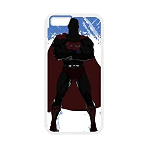 Superman Upward Clouds iPhone 6 4.7 Inch Cell Phone Case White Protect your phone BVS_613341