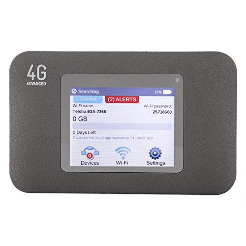 AC782s Air Card Wi-Fi Mobile Broadband Hotspot with Super Fast 4G LTE, Portable Dual Band Wi-Fi Unlocked Router Dongle Up to 10-Hour of Battery Life for Your Devices (Best Mobile Broadband Dongle)