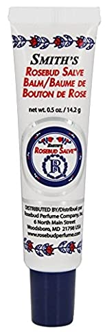 Rosebud Perfume Co. - Smith's Rosebud Salve - 0.5 oz. - Rosebud Salve