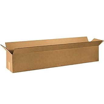 boxes fast bf4888 long cardboard boxes 48 x. Black Bedroom Furniture Sets. Home Design Ideas