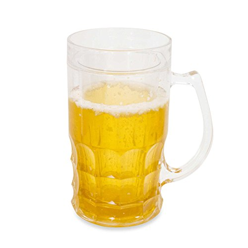 22 oz. Insulated Beer Stein Rock Oktoberfest year round with this 22 ounce Insul