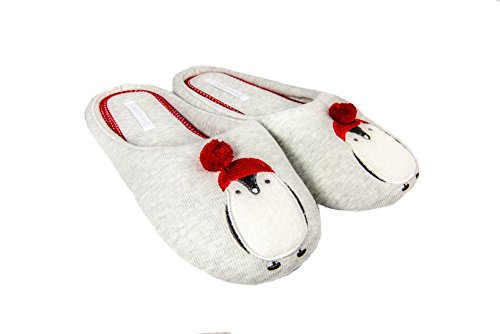 Penguin Women's Indoor Slipper Cotton Home Elliz PTq0A