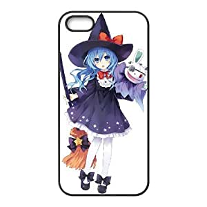 Date A Live iPhone5s Cell Phone Case Black persent xxy002_6004480
