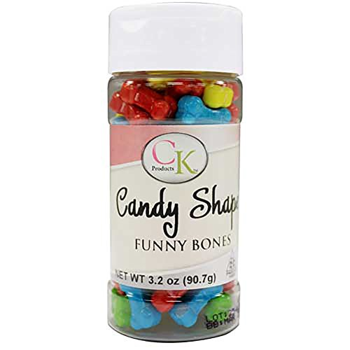 Candy Shapes Funny Bones 3.2 Ounces by CK