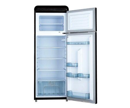 Respekta Kühlschrank Retro : Respekta retro ks 150 schwarz: amazon.de: elektro großgeräte